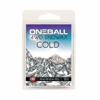 ONEBALLJAY 4WD Snowboardwax Cold 165g