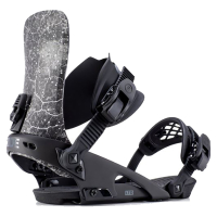 RIDE Snowboard Bindung LTD black