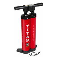 RED PADDLE SUP Titan Pumpe red