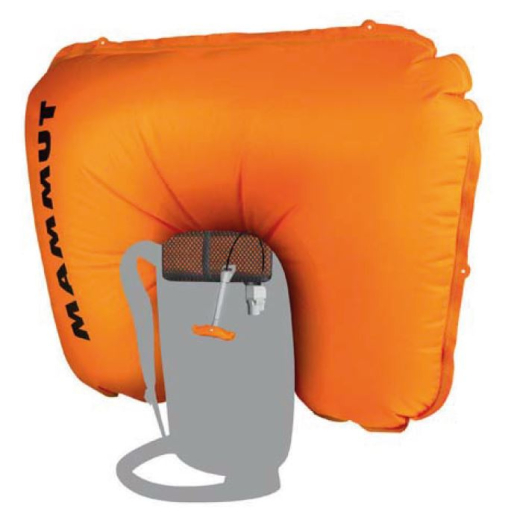MAMMUT Abnehmbares Airbag System 150L