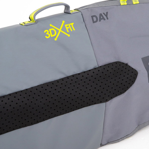 FCS Surf Boardbag Day Fun 60 cool grey