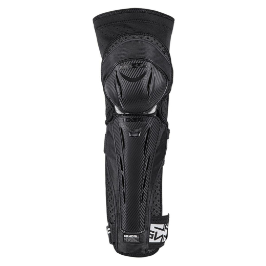ONEAL Bike Knee- and Shin Protector Park FR Carbon Look black/white