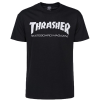 THRASHER T-Shirt Skate-Mag black