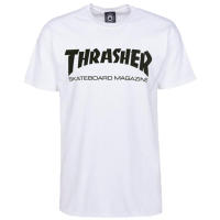 THRASHER T-Shirt Skate-Mag white
