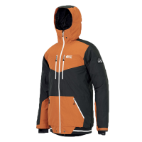 PICTURE Snow Jacket Panel camel