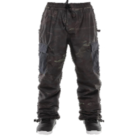 THIRTYTWO Snow Hose Fatigue brown/camo