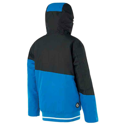 PICTURE Kids Snow Jacke Slope blue 12