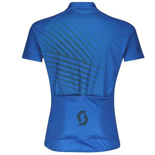 SCOTT Kids Bike Shirt RC Team S/SL skydive blue