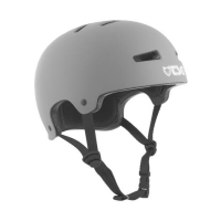 TSG Skate Helm Evolution Solid Colors satin coal
