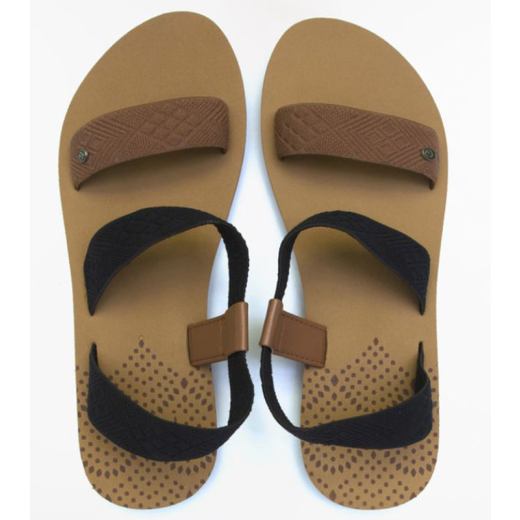 RIP CURL Women Flip Flop P-Low Paradise tan/black
