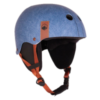 LIQUID FORCE Wakeboard Helm Flash CE mit Ohrenklappen denim