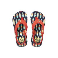 REEF Kleinkinder Flip Flop Little Ahi Red Surfer red