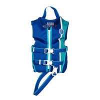 LIQUID FORCE Kleinkinder Wakeboard Weste Dream Child CGA...