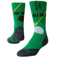 STANCE Socken Golf Happy Hips green