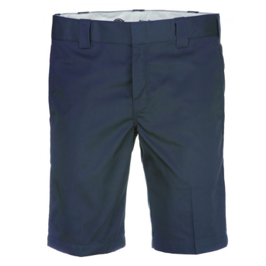 DICKIES Twill Work Short Loose 13 Inch blue