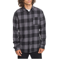 QUIKSILVER Hemd Motherfly Flannel irongate motherfly
