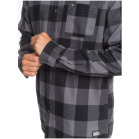 QUIKSILVER Shirt Motherfly Flannel irongate motherfly