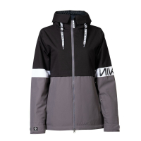 NIKITA Women Snow Jacke Lindan black