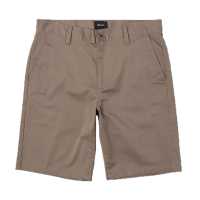 RVCA Short Weekend Stretch dark khaki