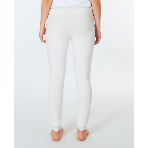 RIP CURL Women Hose Cosy Trackpant white marle