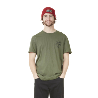 PICTURE T-Shirt Bones army green