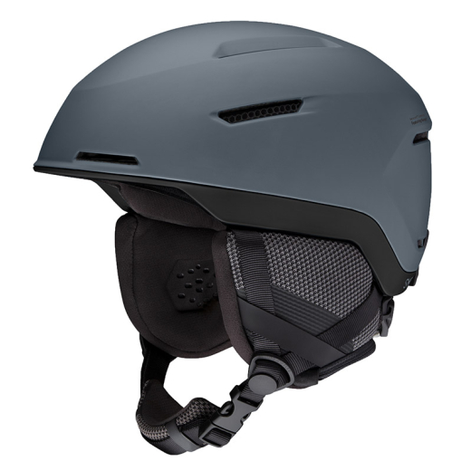 SMITH Helm Altus matte charcoal black