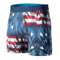 STANCE Boxershort Banner Brief blue