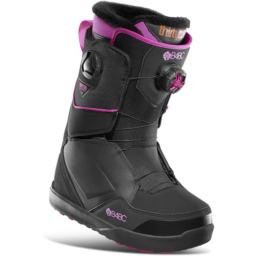 THIRTYTWO Women Snowboard Schuh Lashed Double Boa WS 20 black