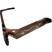 AO Scooter Stealth 3 Custom copper/wood