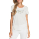 ROXY Women Top Chasing The Swell snow white
