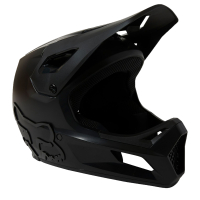 FOX Kids Bike Fullface Helm Rampage black
