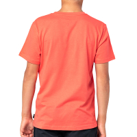 RIP CURL Kids T-Shirt  Animoulous Ss Tee  cayenne