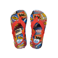 REEF Kids Flip Flop Little Ahi comic book