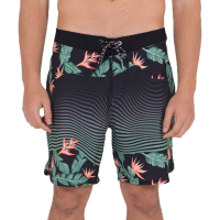 HURLEY Boardshort Phantom State Beach 18 black