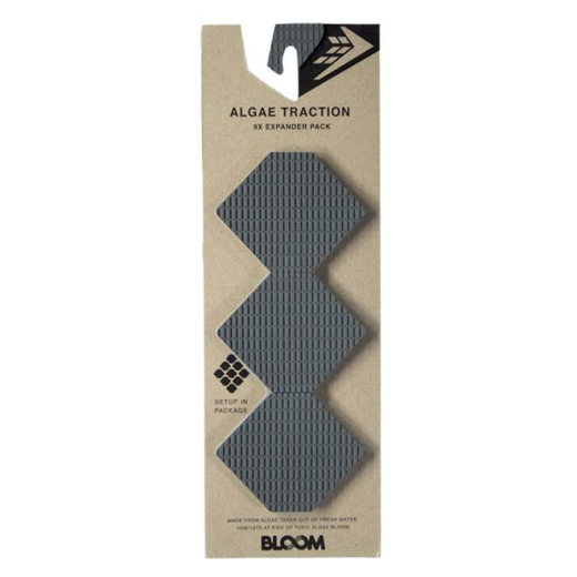 SLATER DESIGNS Surfpad Algea Traction 9X Expander Pack grey