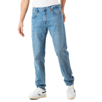 REELL Pant Barfly light blue stone