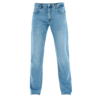 REELL Jeans Hose Barfly light blue stone