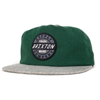 BRIXTON Five Panel Cap Council