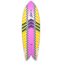 INDIO Surfboard Endurance DAB 511 From The 80s