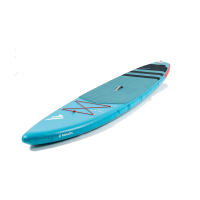 """FANATIC SUP Package Ray Air 126"""" + Pump + Bag + Paddle + Leash"""