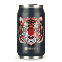 LES ARTISTES Flasche Pull CanIt 280ml tiger