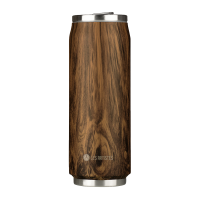 LES ARTISTES Flasche Pull CanIt 500ml holz