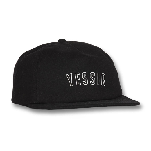 YESSIR Snapback Unstructured 5-Panel