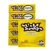 STICKY BUMPS Surf Wax Original -tropical-
