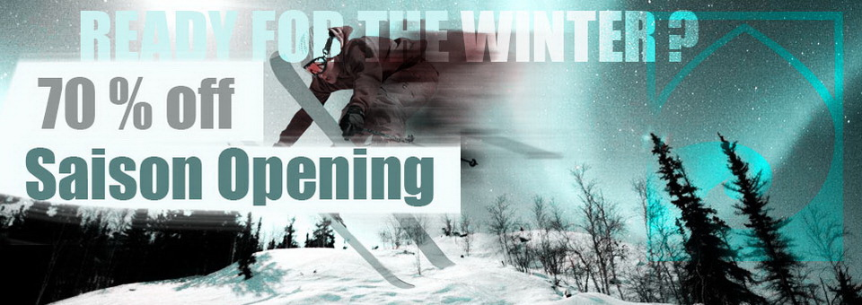 Saison Opening Sale